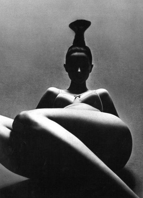 Guy Bourdin for Vogue Paris, 1969.