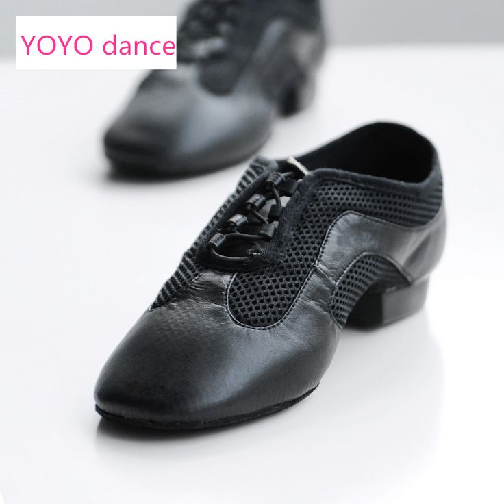 Square Gym Jazz Hip Hop Stretch Fabric Dance Sneakers Shoes Soft Out sole Breath Practice Jazz Dance Shoes Sneaker jazzdans 5310