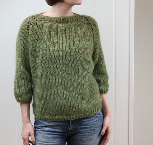 Light sweater - XS-XXL