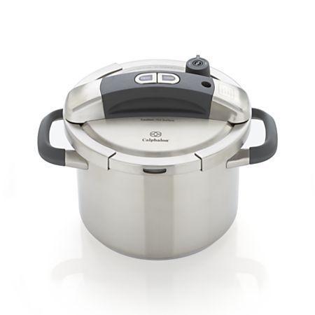 Calphalon® 6 qt. Pressure Cooker in Specialty Appliances | Crate&Barrel