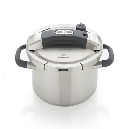 Calphalon® 6 qt. Pressure Cooker in Specialty Appliances | Crate&Barrel