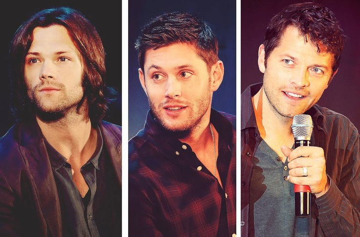 Jared, Jensen, and Misha (J2M) ♥ | Supernatural...page 3 ...
