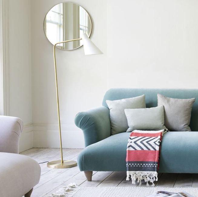 Woonkamer Met Bank En Lamp Furniture Cheap Furniture Stores Comfy Sofa