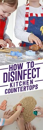 Need help cleaning concrete kitchen countertops? Check out this tip from Simple Green.