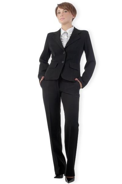 Abbigliamento da Donna  http://www.abbigliamentodadonna.it/tailleur-donna-giacca-pantalone-p-289.html Cod.Art.000451 - Tailleur da donna giacca e pantalone. La giacca ha le spalline imbottite, e' foderata internamente e si chiude con due bottoni.
