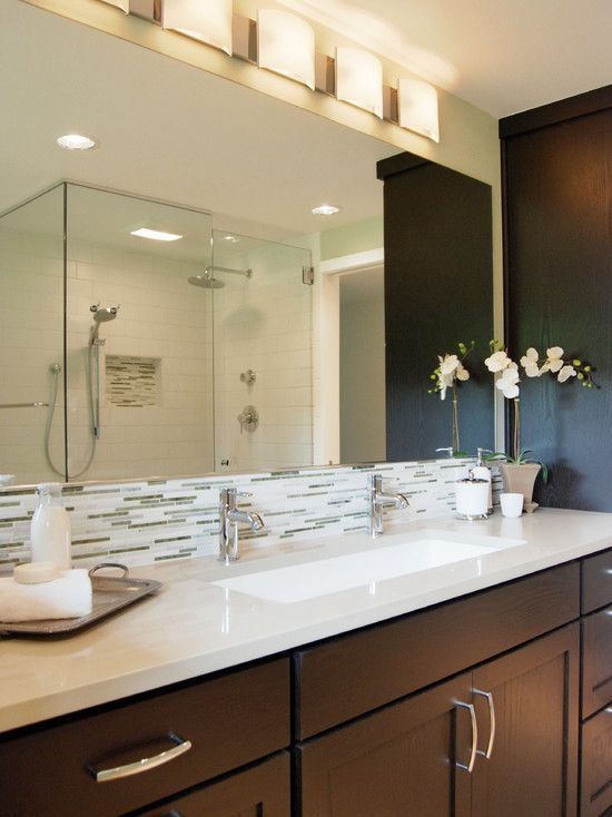 double vanity one sink. Master Bathroom One Or Two Sinks 108 best bathroom designs images on  pinterest Cool 40 Design Ideas Of