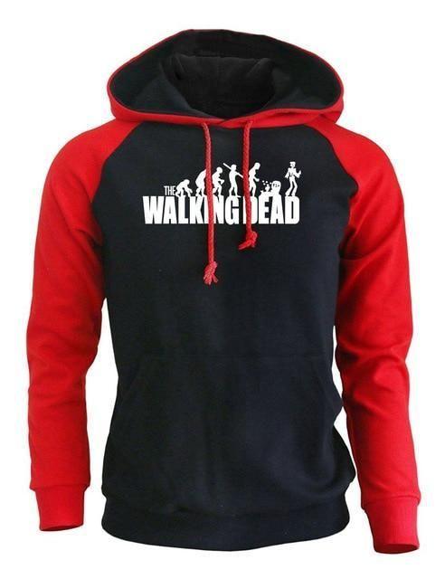9992c76da41d9b Fashion Men Hoody 2018 New Style Raglan Sweatshirt With Hat Print  Hipstermodkily
