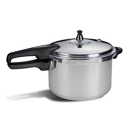 Mirro 8Quart Aluminum Pressure Cooker Cooking, Mirro