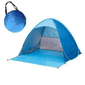 1 x Deux Personne Complètement automatique Frame Tente – anti-pluie / UV proof Tente / Windproof Tente pour Pique-nique / Champ de Survie /…