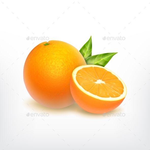Orange Fruit And Orange Slice Orange Fruit Fruit Splash Fruit