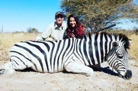 Ο παίκτης της Ρεάλ αυτές τις μέρες κάνει διακοπές με τη γυναίκα του στην Αφρική.