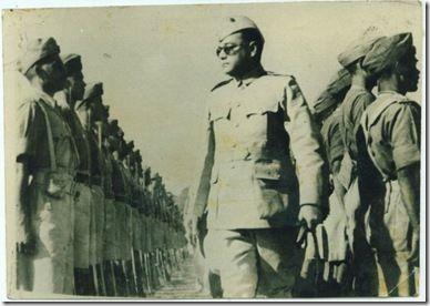 Rise of Azad Hind Fauj - World War II Affected India