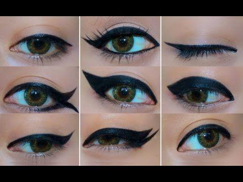 9 tipos de delineado paso a paso | Cuidar de tu belleza es facilisimo.com