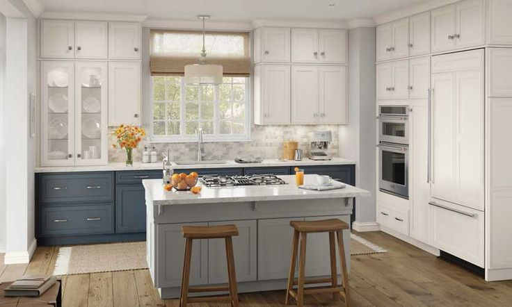 Shaker Style Kitchen Cabinets Lowes