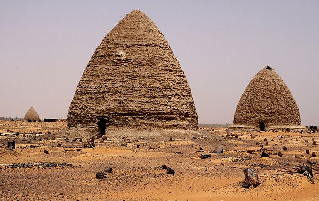 Old Dongola is a town in Sudan, on the east bank of the Nile opposite the Wadi Al-Malik. It is 50 miles (80 km) upstream from (New) Dongola. Old Dongola was the departure point for caravans west to Darfur and Kordofan.