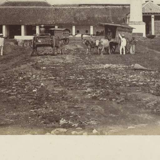 Een suikerfabriek, Herman Salzwedel, Soerabayasche Vereeniging van Suikerfabrikanten, 1876 - 1884 - Zoeken - Rijksmuseum
