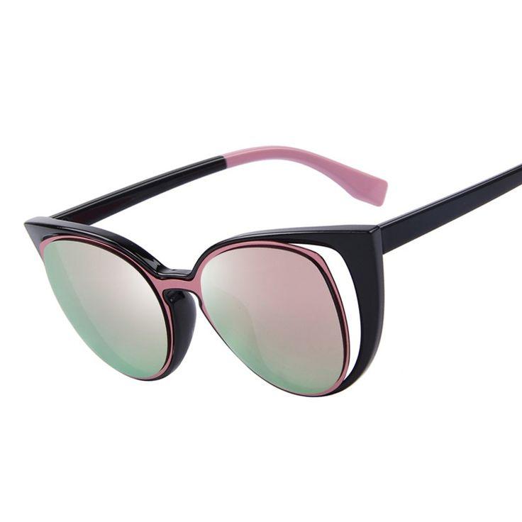 Retro Pierced Fashion  Sunglasses For Women //Price: $8.95 & FREE Shipping //