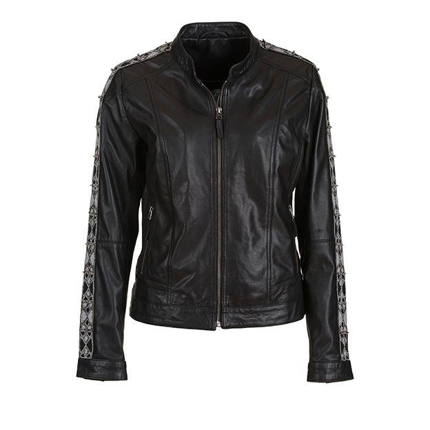 Biker jacket // 11760