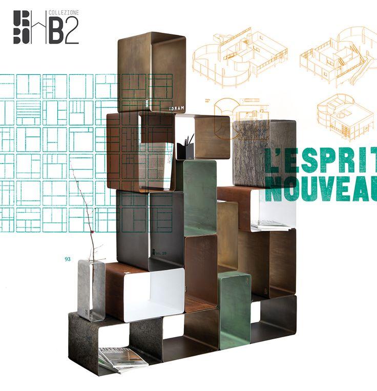 b2 composition // Esprit Nouveau