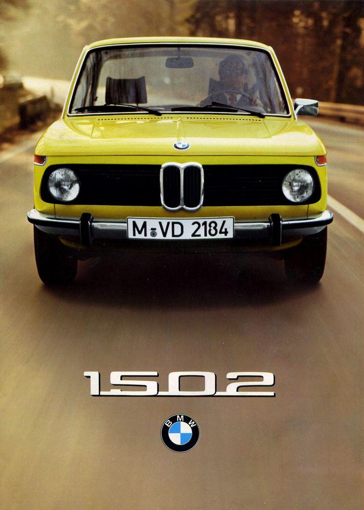 bmw 1502 1972