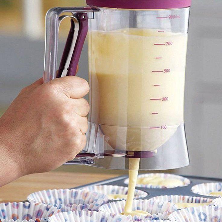 3-Cup Batter Dispenser