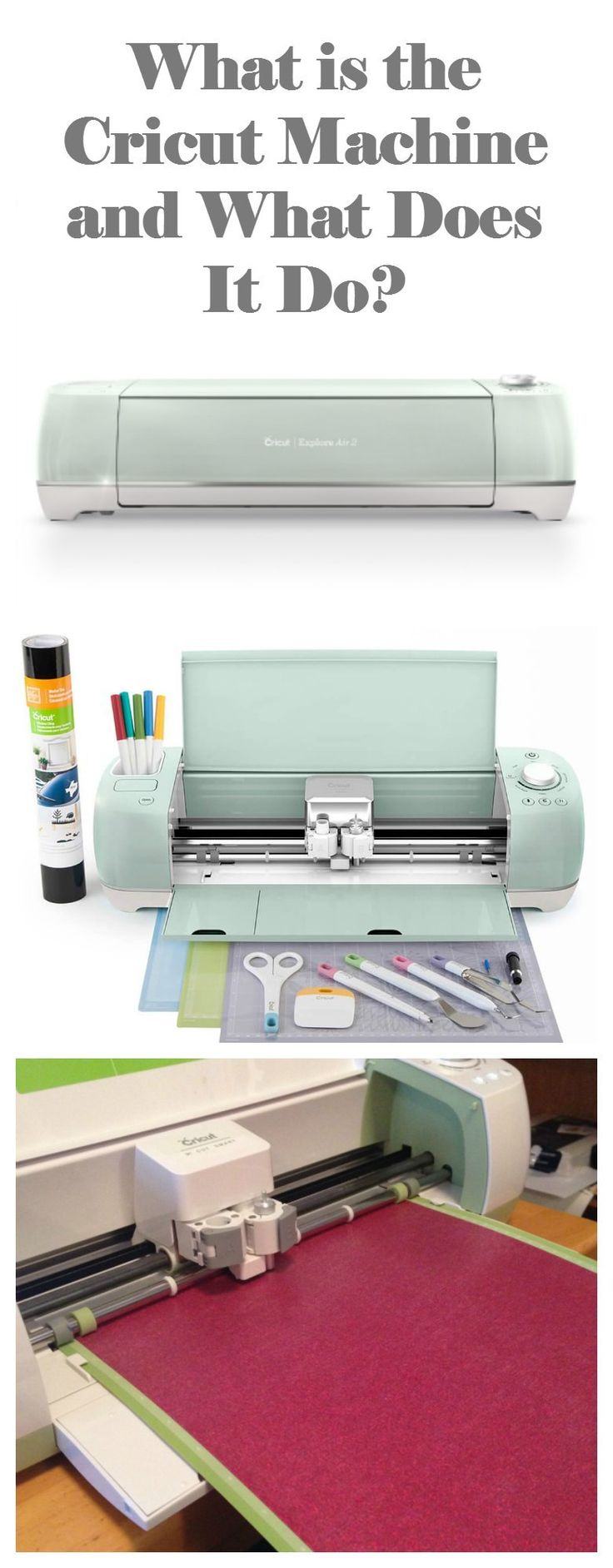 what is the cricut machine