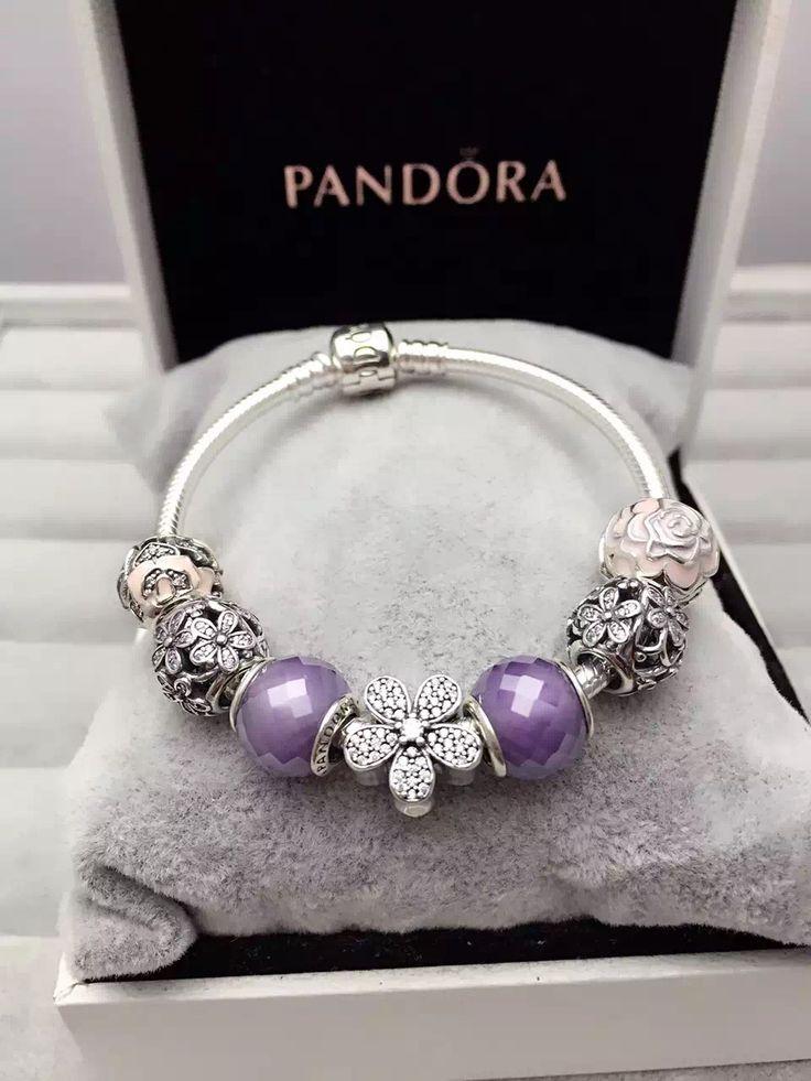 487 Best Images About Pandora Bracelet Designs On Pinterest