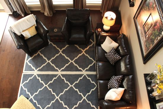 Put two rugs together to save money ideas to save money for Can you put an area rug on carpet