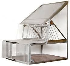 Sputnik release and trap from pigeon supply company - pigeon loft plans