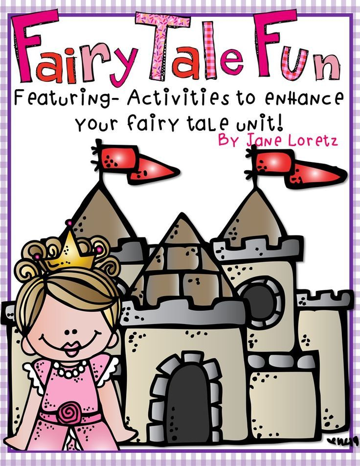 fairy tale fun activities posters and highlights. Black Bedroom Furniture Sets. Home Design Ideas
