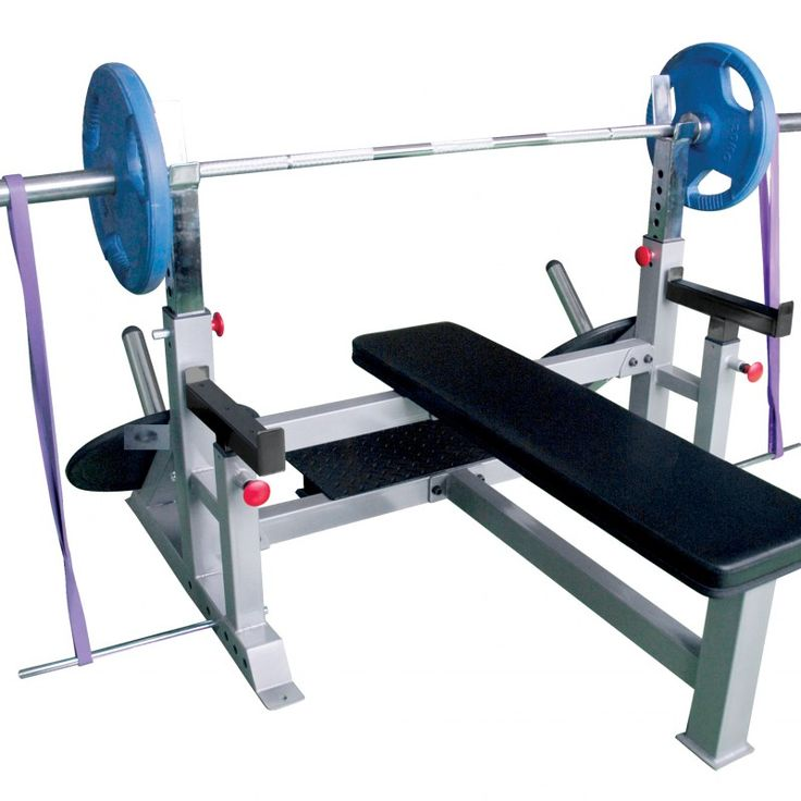 Force USA Heavy Duty Olympic Bench Press