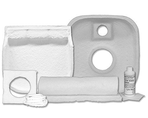 Replacement Combustion Chamber Kit, Weil-McLain WTGO, WGO, SGO, 386-700-355