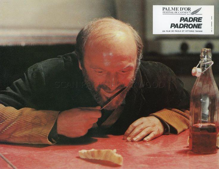 Omero Antonutti Padre Padrone 1977 Paolo Vittorio Taviani Lobby Card 2