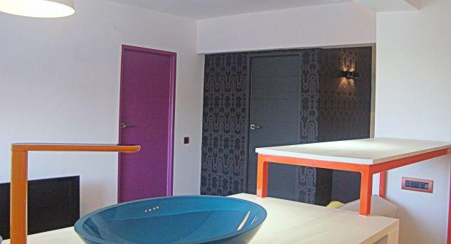 Apartament in Cluj: Minimalism in culori fresh   Povestea Casei