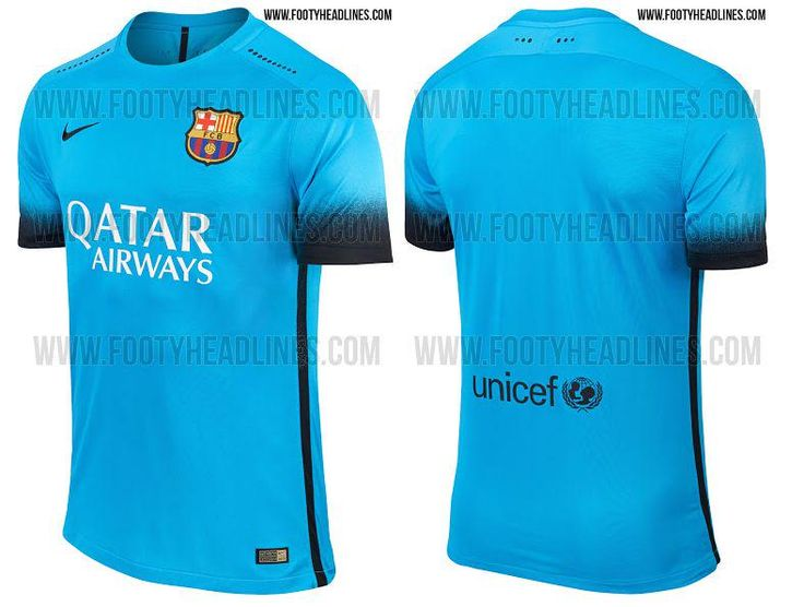 Image: Possible Barcelona third kit for this season #fcblive [footyheadlines]