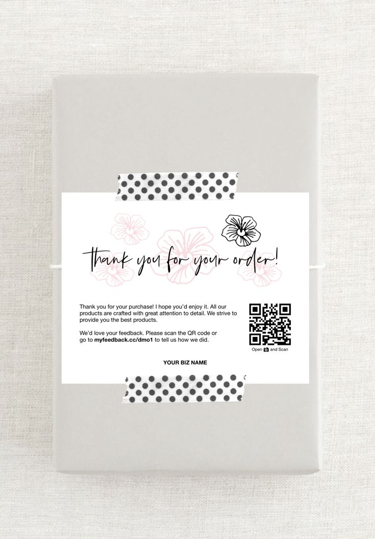 The 64 best Business Thank You cards images on Pinterest ...