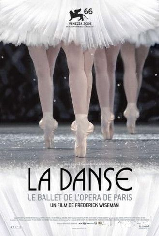 La Danse: The Paris Opera Ballet - Swiss Style Poster