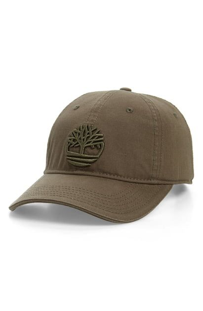 c7716e6e266f9 TIMBERLAND SOUNDVIEW BASEBALL CAP - GREEN.  timberland