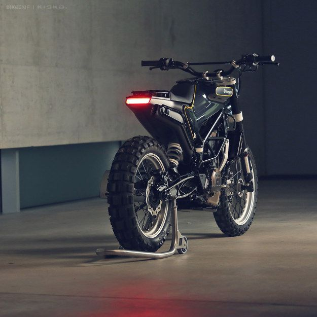 The iconic motorcycle brand taps into its heritage with two amazing concept designs. One's geared towards off-road, the other to track days. We love both.