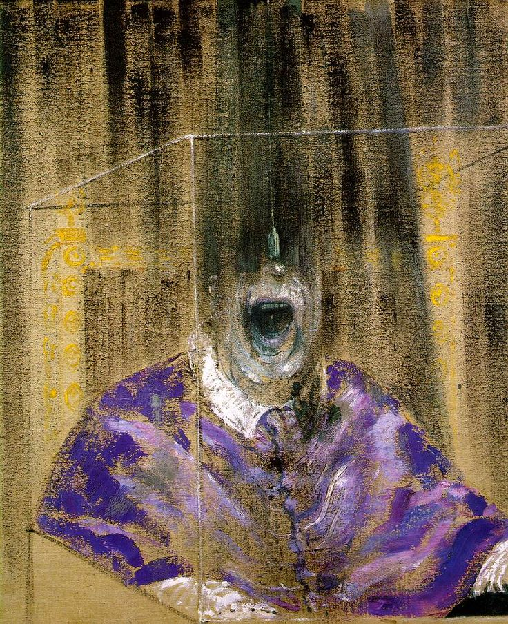 Culture Zohn: Francis Bacon: The Painter as Pulverizing Machine
