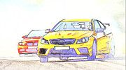 """New artwork for sale! - """" Supercars  by PixBreak Art """" - http://ift.tt/2m5joLv"""