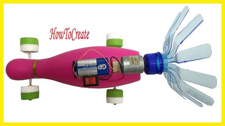 How to Make a Car using Boling | DIY Easy