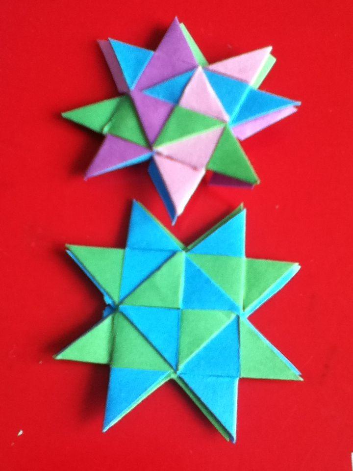 31 best paper strip stars images on pinterest paper