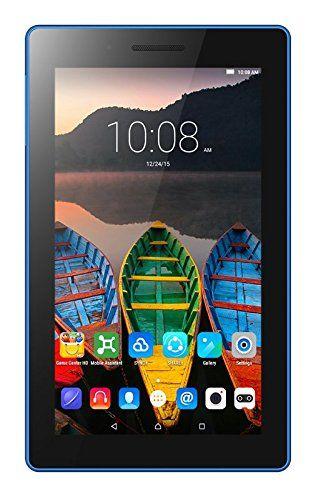 Lenovo TAB 3 710F Tablette tactile Wifi 7″ Noir (MediaTek MT8127, 1 Go de RAM, Disque dur 8 Go, Android 5.0): Ecran tactile 7 pouces - 1024…