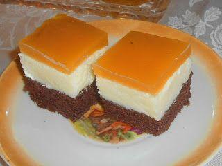 Nagyi titkai a házias ízekről receptekkel: Mirinda szelet