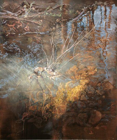 DREW GALLOWAY | Passages