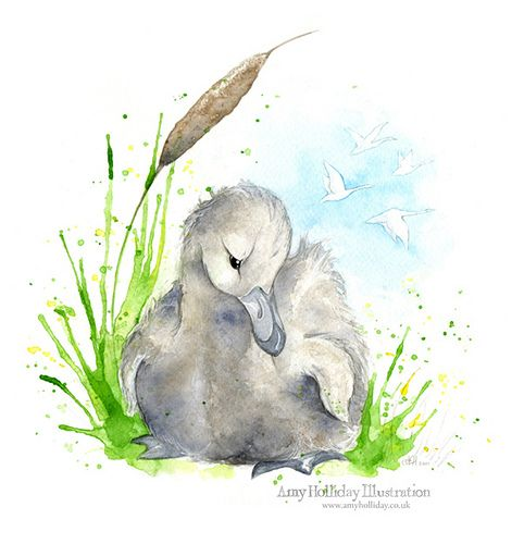 The Ugly Duckling (by Amy Holliday)