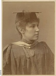 Edith Emily Dornwell was the first woman in Australia to graduate with a Science degree, the first woman to graduate from the University of Adelaide and the first person, male or female, to graduate with a science degree from the University of Adelaide in 1885 with first class honours in physics and physiology