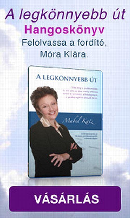 A legkönnyebb út Hangoskönyv - Mp3  A legkönnyebb út gyakorlati útmutatás olyan spirituális elvek alkalmazására, amelyek lehetővé teszik a korlátokon való felülemelkedést, hogy az ember az általa vágyott életet élhesse.  Több info itt http://bit.ly/QkEju7 www.HooponoponoWay.hu