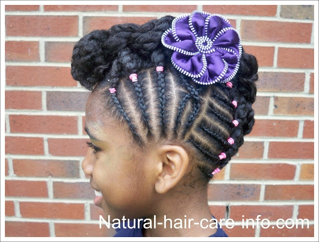 1000+ Images About Little Girl Hairstyles On Pinterest